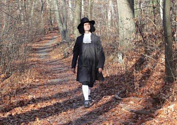 Ben Guaraldi Quot What Does George Fox Say Quot Quaker Resources